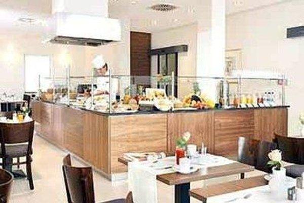 Best Western Hotel Nurnberg City West - фото 9