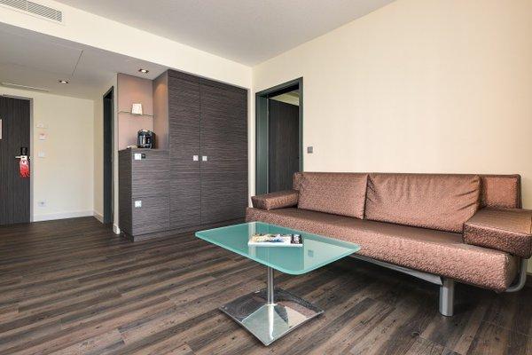 Novina Hotel Wohrdersee Nurnberg City - фото 9