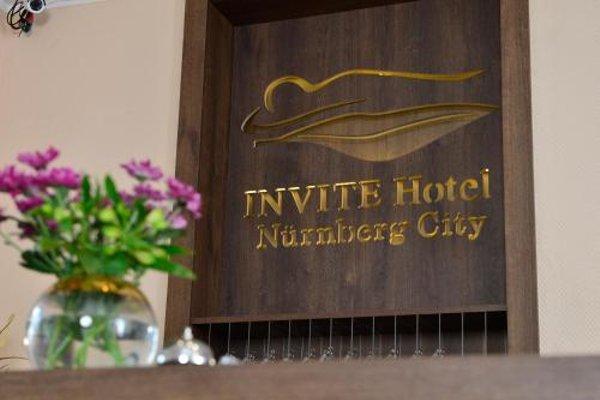 Invite Hotel Nuremberg City (ех. Senator Garni) - фото 18