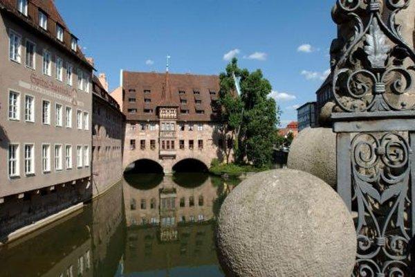 Invite Hotel Nuremberg City (ех. Senator Garni) - фото 19