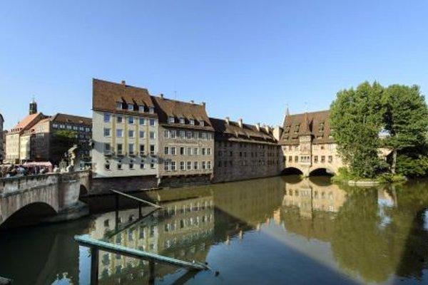 Invite Hotel Nuremberg City (ех. Senator Garni) - фото 20