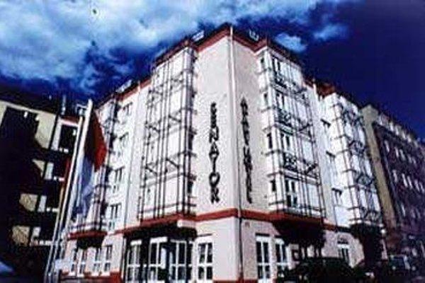 Invite Hotel Nuremberg City (ех. Senator Garni) - фото 21