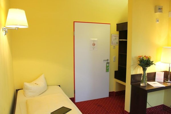 Invite Hotel Nuremberg City (ех. Senator Garni) - фото 3