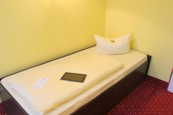 Invite Hotel Nuremberg City (ех. Senator Garni) - фото 4