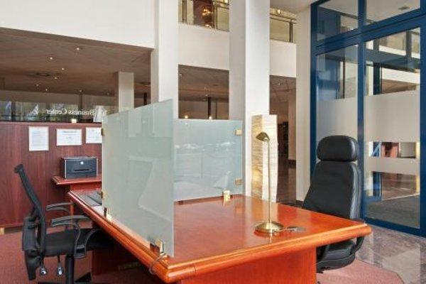 Hilton Nurnberg - фото 14
