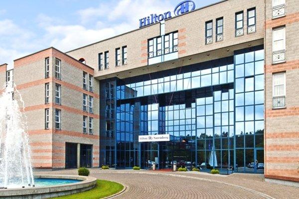 Hilton Nurnberg - фото 21