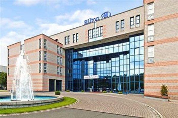 Hilton Nurnberg - фото 22