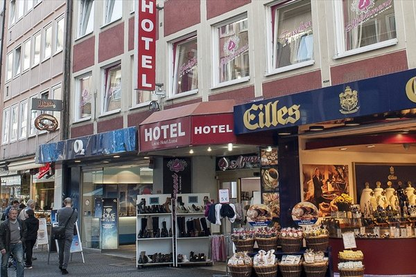 Lorenz Hotel Zentral - фото 12