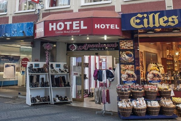 Lorenz Hotel Zentral - фото 15