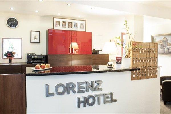 Lorenz Hotel Zentral - фото 16