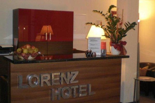 Lorenz Hotel Zentral - фото 17