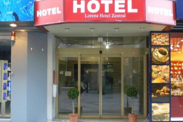 Lorenz Hotel Zentral - фото 19