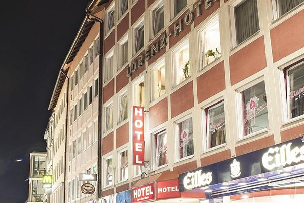 Lorenz Hotel Zentral - фото 22