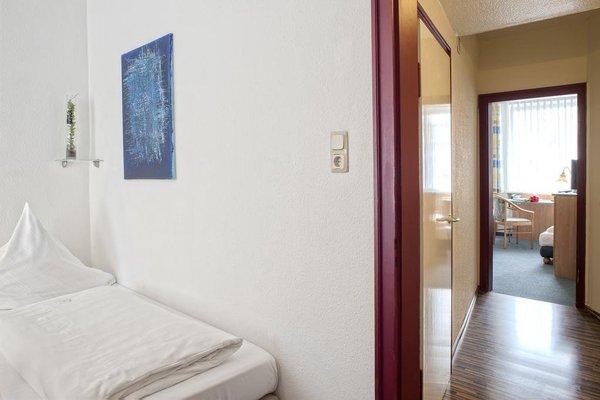 Lorenz Hotel Zentral - фото 4