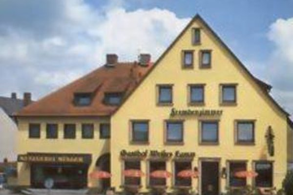 Gasthof Weisses Lamm - фото 22