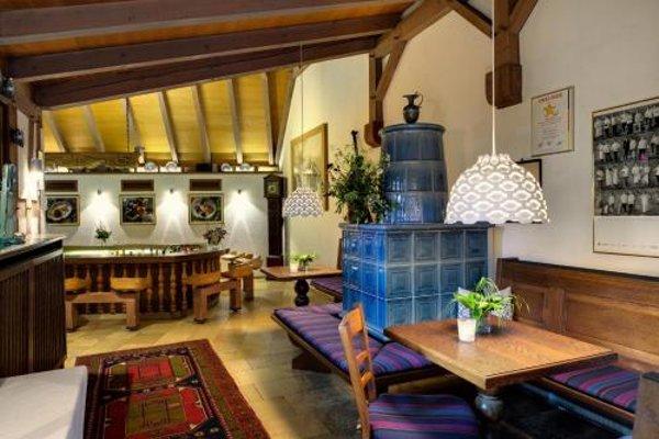 Romantik Hotel Gasthaus Rottner - фото 6