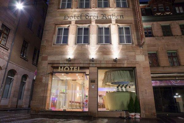 Hotel Drei Raben - фото 22