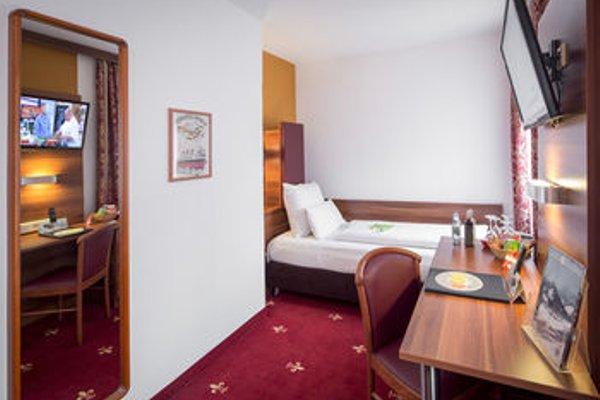 TIPTOP Hotel Burgschmiet Garni - фото 18