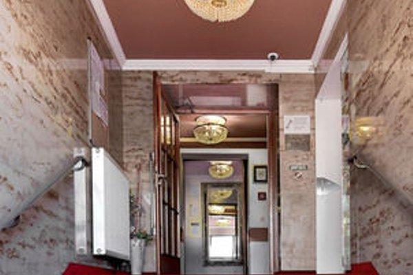 TIPTOP Hotel Burgschmiet Garni - фото 14