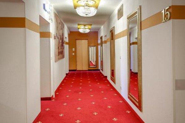 TIPTOP Hotel Burgschmiet Garni - фото 15