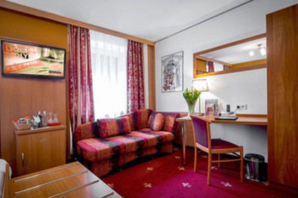 TIPTOP Hotel Burgschmiet Garni - фото 3