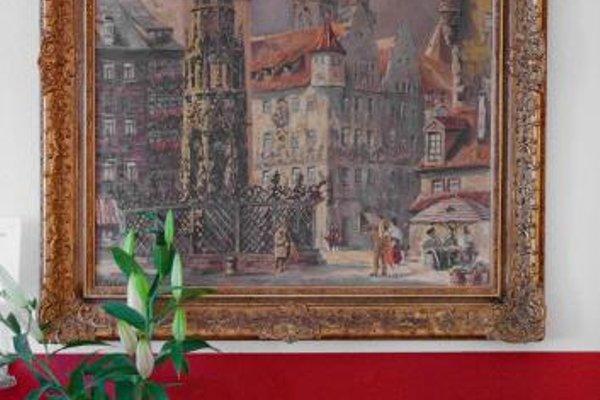 TIPTOP Hotel Burgschmiet Garni - фото 5