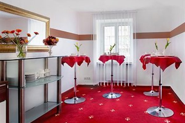 TIPTOP Hotel Burgschmiet Garni - фото 9