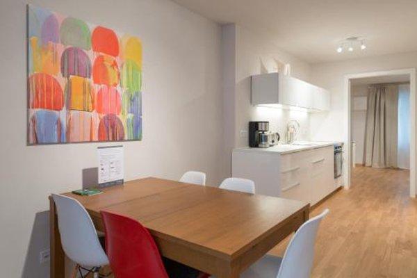 Apartments Thommen - фото 22