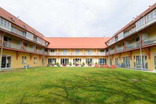 JUFA Hotel Nordlingen - фото 23