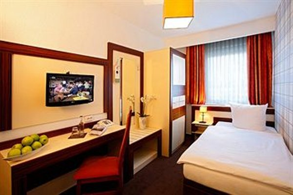 Centro Hotel Norderstedter Hof - фото 50
