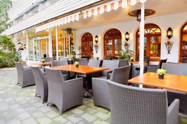 Centro Hotel Norderstedter Hof - фото 13