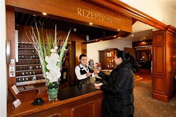 Centro Hotel Norderstedter Hof - фото 17