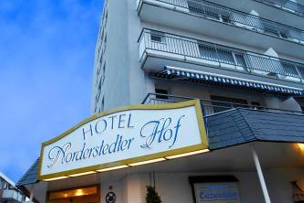 Centro Hotel Norderstedter Hof - фото 23