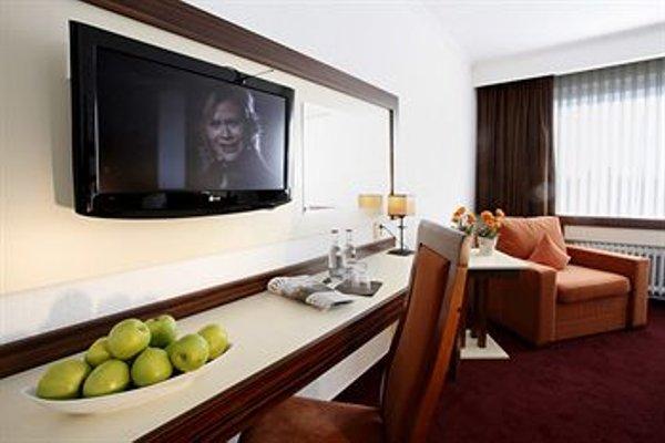 Centro Hotel Norderstedter Hof - фото 5