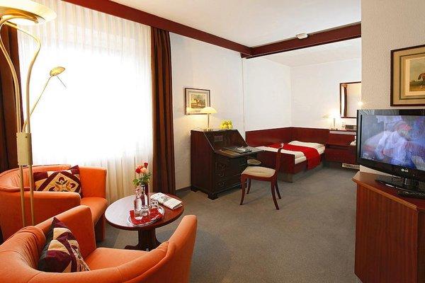 Centro Hotel Norderstedter Hof - фото 7