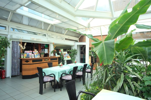 Hotel-Cafe Kampe - фото 14