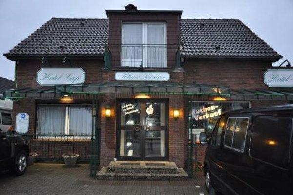 Hotel-Cafe Kampe - фото 18