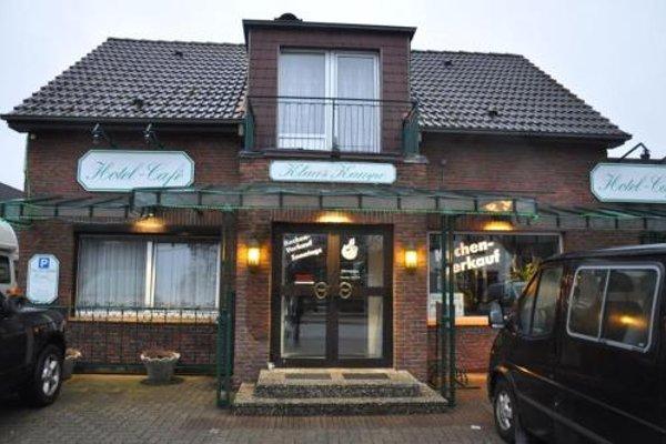 Hotel-Cafe Kampe - фото 19