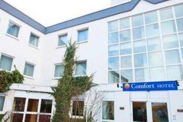 Comfort Hotel Wiesbaden Ost - фото 23