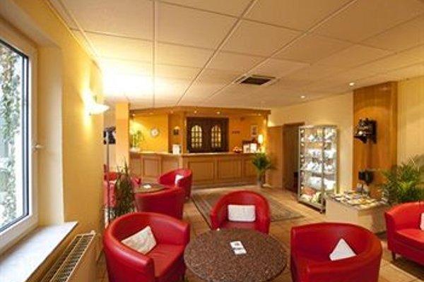 Comfort Hotel Wiesbaden Ost - фото 6