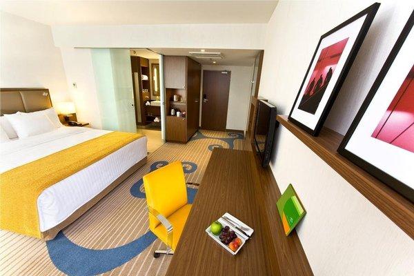Courtyard by Marriott Wiesbaden-Nordenstadt (ех. Ramada Hotel Wiesbaden-Nordenstadt) - фото 19