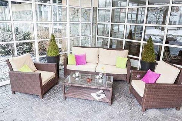 Courtyard by Marriott Wiesbaden-Nordenstadt (ех. Ramada Hotel Wiesbaden-Nordenstadt) - фото 7
