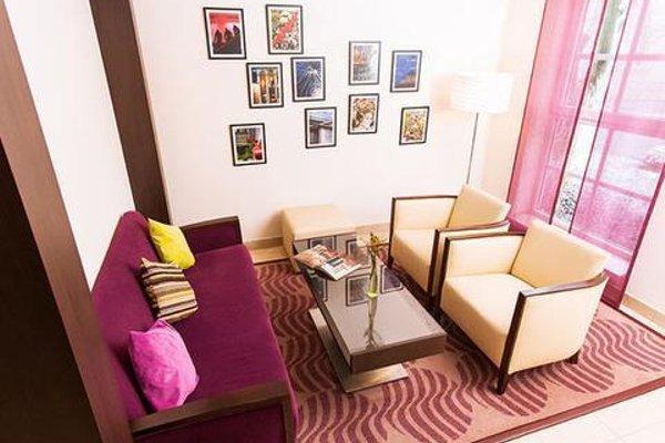 Courtyard by Marriott Wiesbaden-Nordenstadt (ех. Ramada Hotel Wiesbaden-Nordenstadt) - фото 8