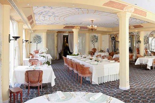 Отель Residenz Heinz Winkler - фото 12