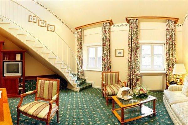 Отель Residenz Heinz Winkler - фото 14