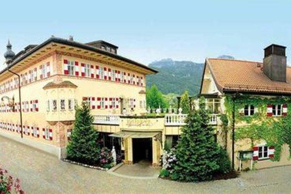 Отель Residenz Heinz Winkler - фото 23