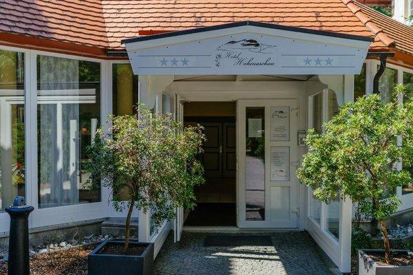 Hotel Hohenaschau - фото 10