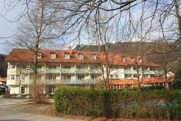 Hotel Hohenaschau - фото 15