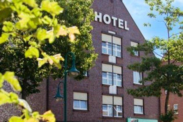 Residenz Hotel Neu Wulmstorf - фото 23