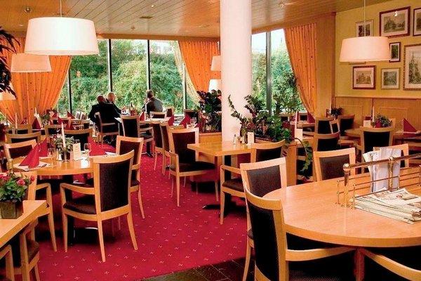 Bastion Hotel Dusseldorf Neuss - фото 11